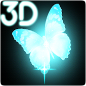 Fireflies 3D Live Wallpaper