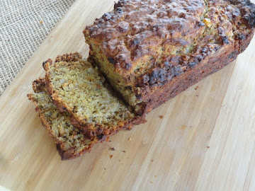 Easy Healthy Banana Bread Recipe