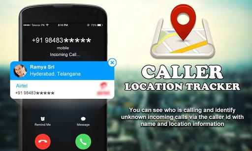 Mobile Caller ID Location Tracker  screenshots 5