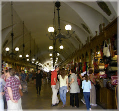 Photo: Interior Lonja de paños.Cracovia (Polonia) http://www.viajesenfamilia.it/CRACOVIA.htm