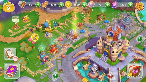Cats & Magic: Dream Kingdom 1.4.101675 screenshots 5