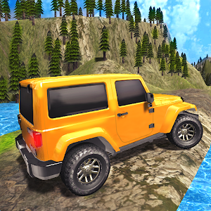 Offroad Racing 3D Icon do Jogo