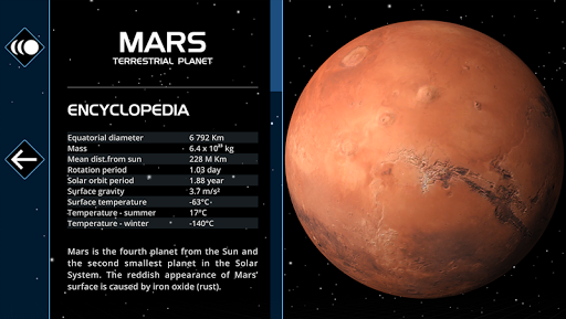 Solar System Scope 3.0.7 screenshots 3