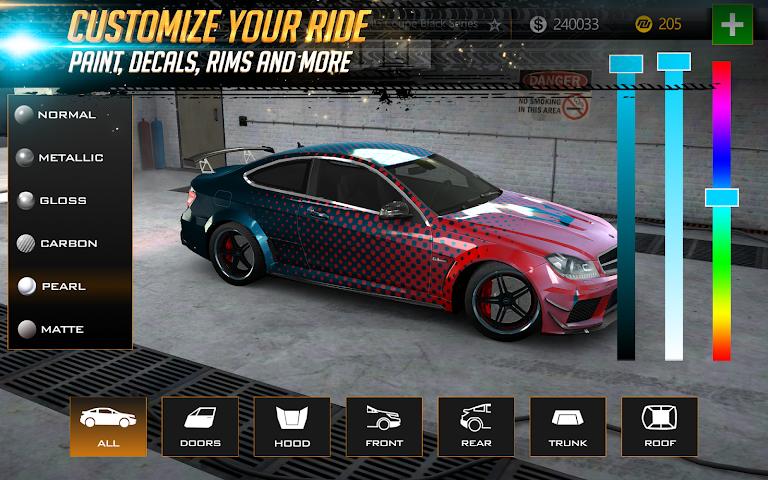 android Nitro Nation Racing Screenshot 17