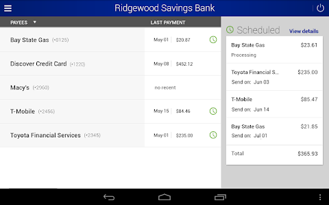 Ridgewood Savings Bank screenshot 13