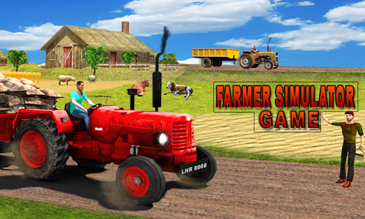 Télécharger agriculteur simulateur Jeu APK MOD (Astuce) screenshots 2