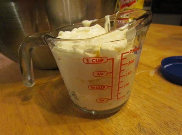 mayo, eggs