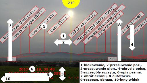 Polskie Gu00f3ry - generator opisu00f3w i kolekcjoner gu00f3r 19.17 screenshots 2