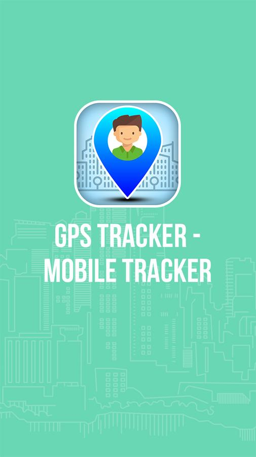 GPS Tracker - Mobile Tracker- screenshot