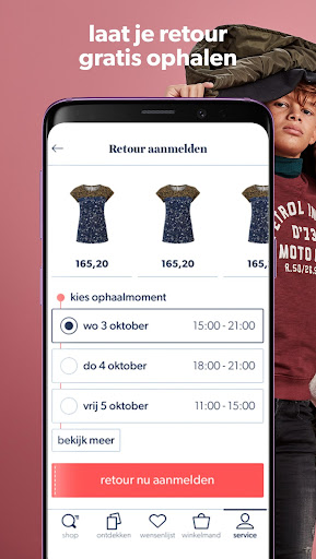 wehkamp - shopping & service screenshot 7