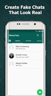 Whats Fake - (Create fake conversation chats) - náhled