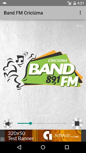 Band FM Criciúma