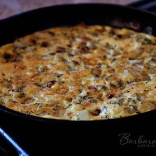 Baked Egg Frittata With Potato Recipes