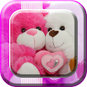 Cute Teddy Bear LWP icon