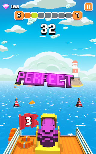 Blocky Tower - Knock Box Balls Ultimate Knock Out android2mod screenshots 24