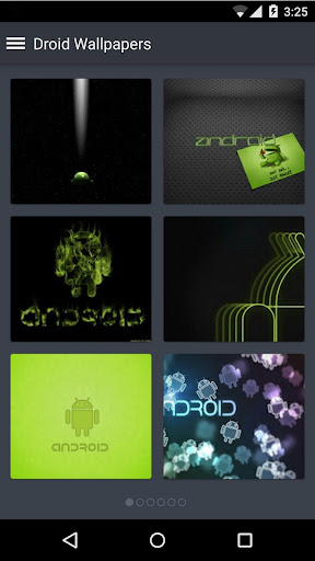 Android™用壁紙