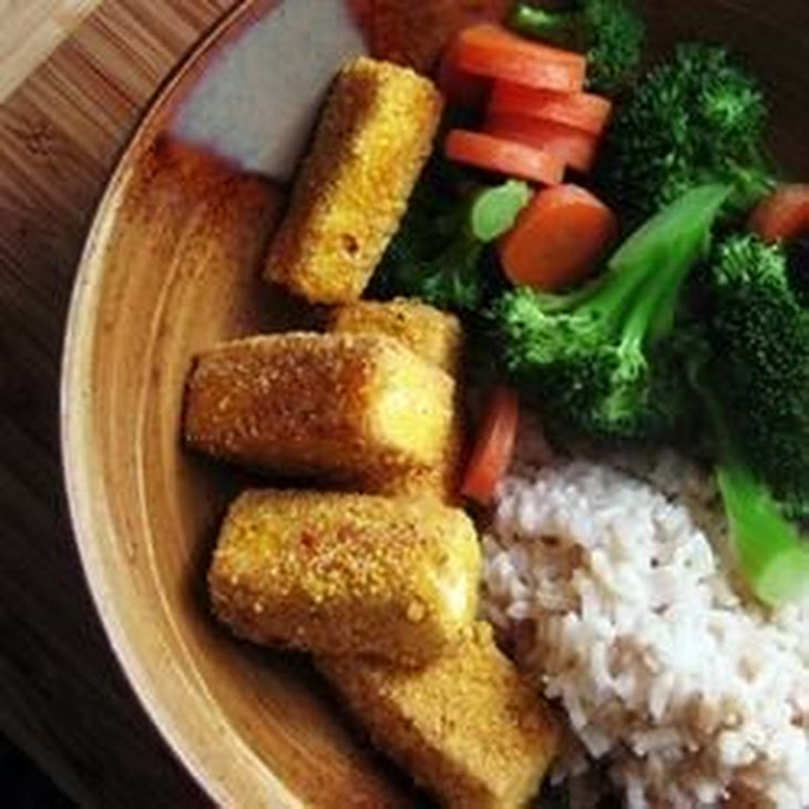 tofu stir fried marinated tofu and mushrooms spicy sweet fried tofu ...