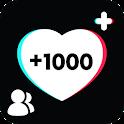 TikFame - Get TikTok followers & Tik Likes & Fans icon