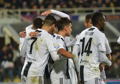 Serie A : La Juventus tenue en échec à la Fiorentina