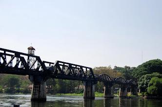 Photo: Thailand -- The Bridge Over the River Kwai