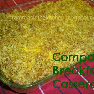 Company Breakfast Casserole
