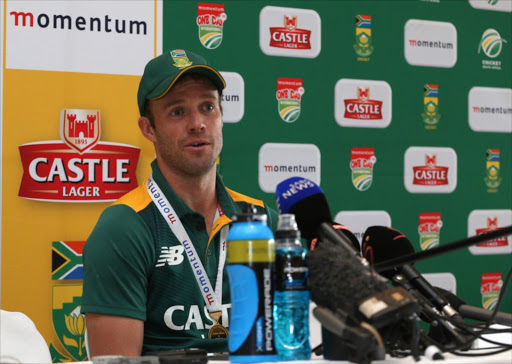 Ab de Villiers. Picture Credit: Gallo Images
