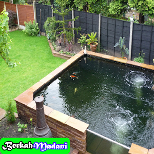 Fish pond ideas android apps on google play for Pond design app