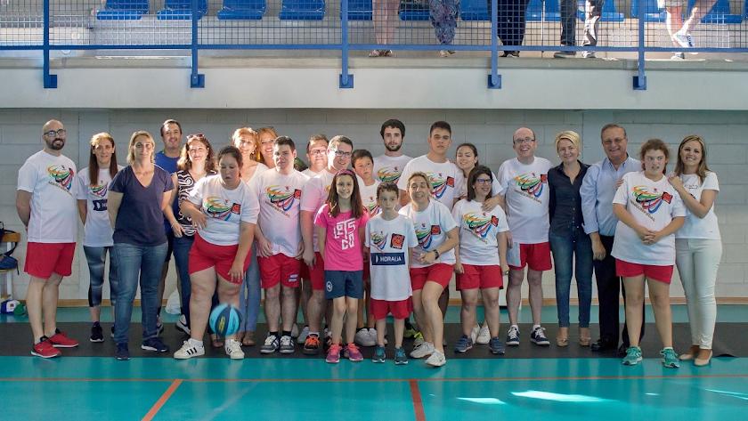 La Asociación Aida celebró su Mini-Olimpiadas