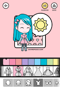 Anime Mood - avatar maker- screenshot thumbnail