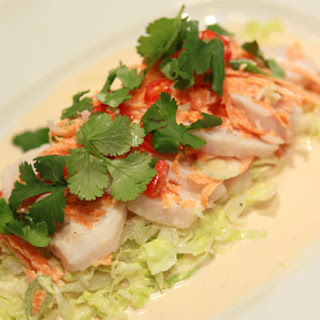 Cod Fish Salad Lettuce Recipes