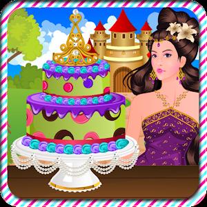 Princess birthday cake for PC and MAC