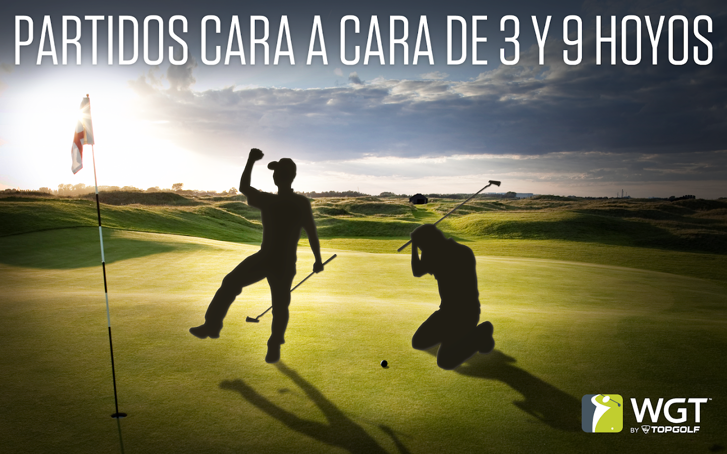 WGT Golf Game por Topgolf: captura de pantalla