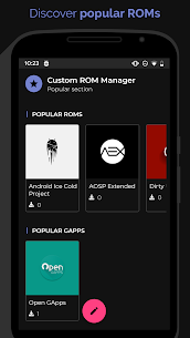 [ROOT] Custom ROM Manager (Pro) (MOD, Paid) 2