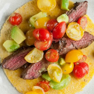 Lime Steak Tacos