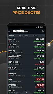 Investing.com: Stocks, Finance, Markets & News 6.1 b1260 (Unlocked)