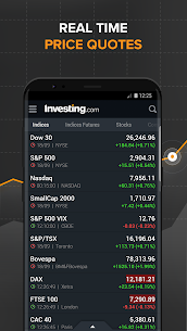 Investing.com: Stocks, Finance, Markets & News App Latest Version Download For Android and iPhone 1