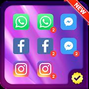 Dual Space && Parallel Accounts App
