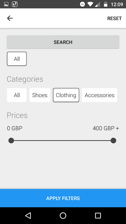 Stylect - Find amazing shoes- screenshot