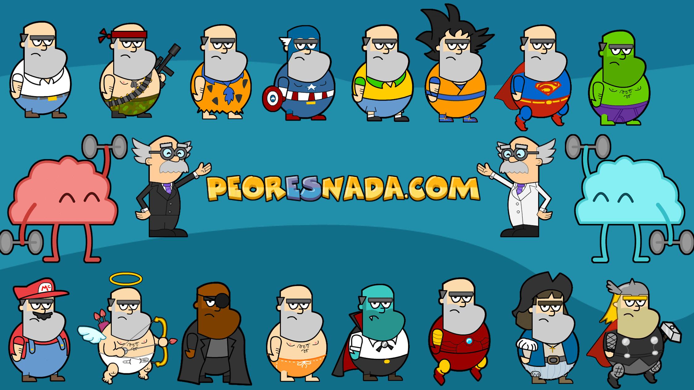 Peoresnada.com