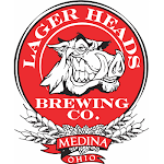 Logo for Lager Heads BBQ Smokehouse & Brewery