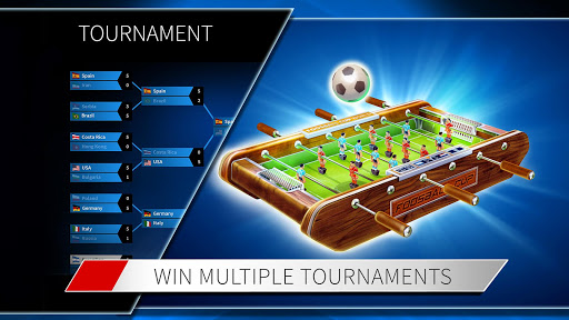 Foosball Cup World 1.2.9 screenshots 8