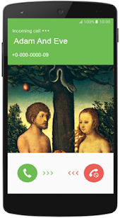 Call From Adam And Eve Games - náhled