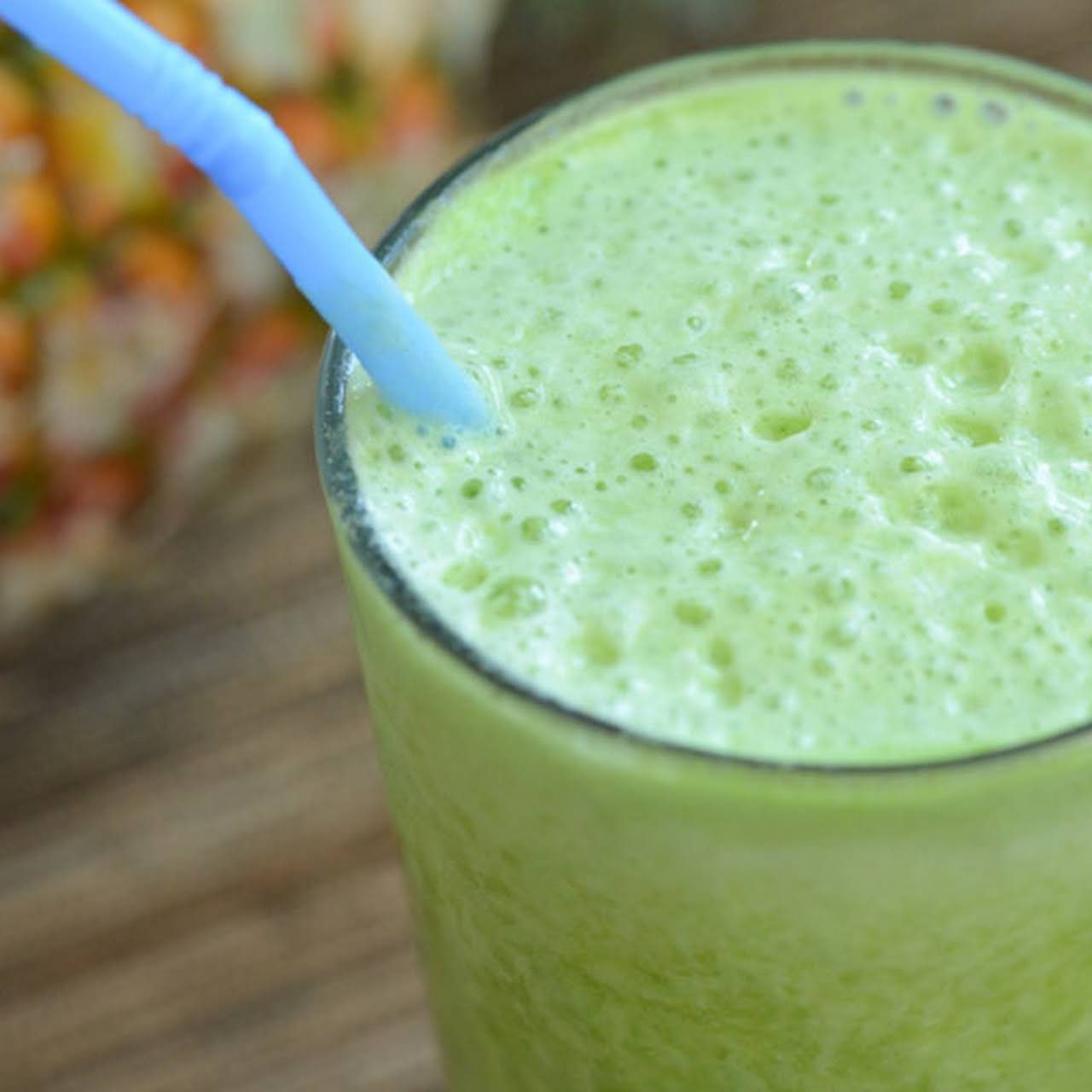 Lower Back Pain Relief Juice (a delicious placebo)