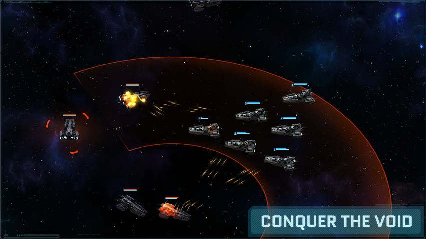 android VEGA Conflict Screenshot 8
