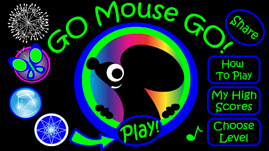 GO mouse GO! - náhled