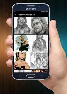 Edge Wallpaper WWE - náhled