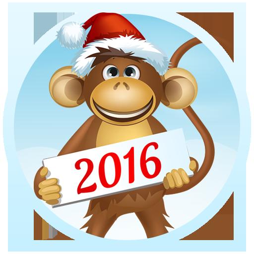 在猴年免费动态壁纸 個人化 LOGO-玩APPs