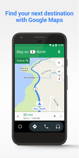 Android Auto - Maps, Media, Messaging & Voice 3.5.583023-release screenshots 2