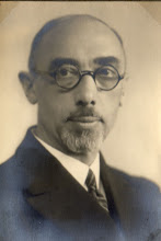 Photo: 1942 - 1944 Rasmus Jørgensen, formand for GOR