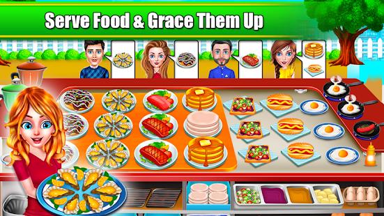 我的沙拉店-廚房遊戲烹飪